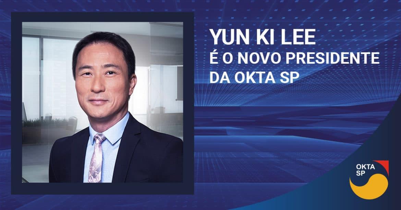 Yun Ki Lee é o novo presidente da OKTA SP