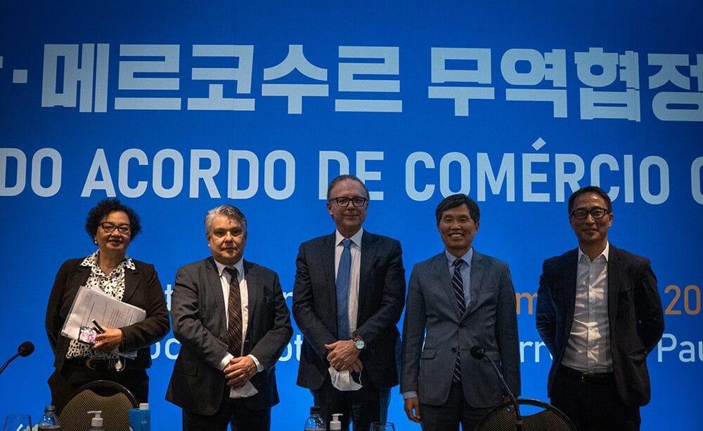 Consul Geral da Coreia defende Acordo com Mercosul para vencer crise da Covid-19