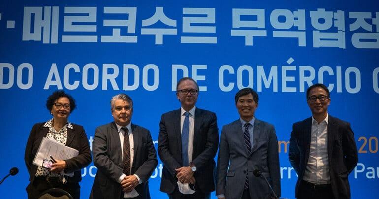 Foto Geral Mercosur FTA