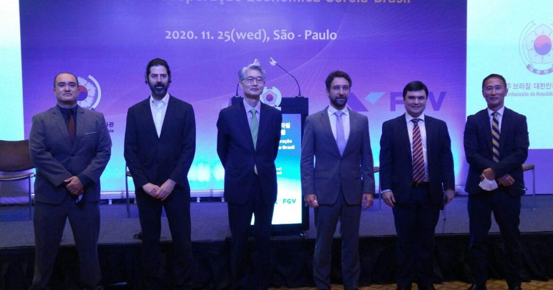 Infraestrutura e Tecnologia são destaque no Fórum de Cooperação Coreia - Brasil